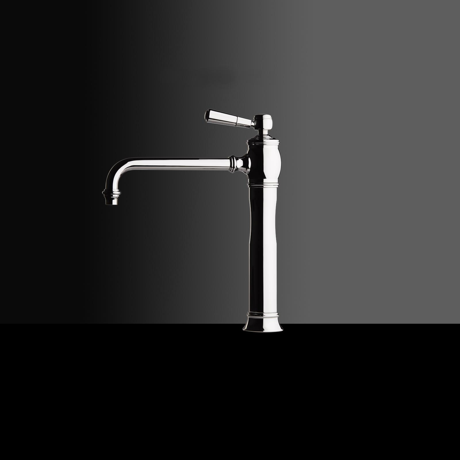 High-quality single lever tap Rose - Chrome