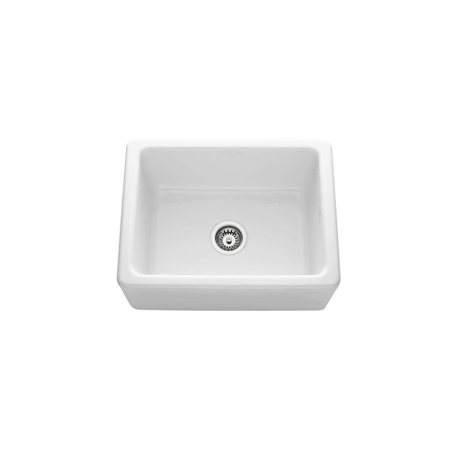 High-quality sink Philippe I - single bowl, ceramic