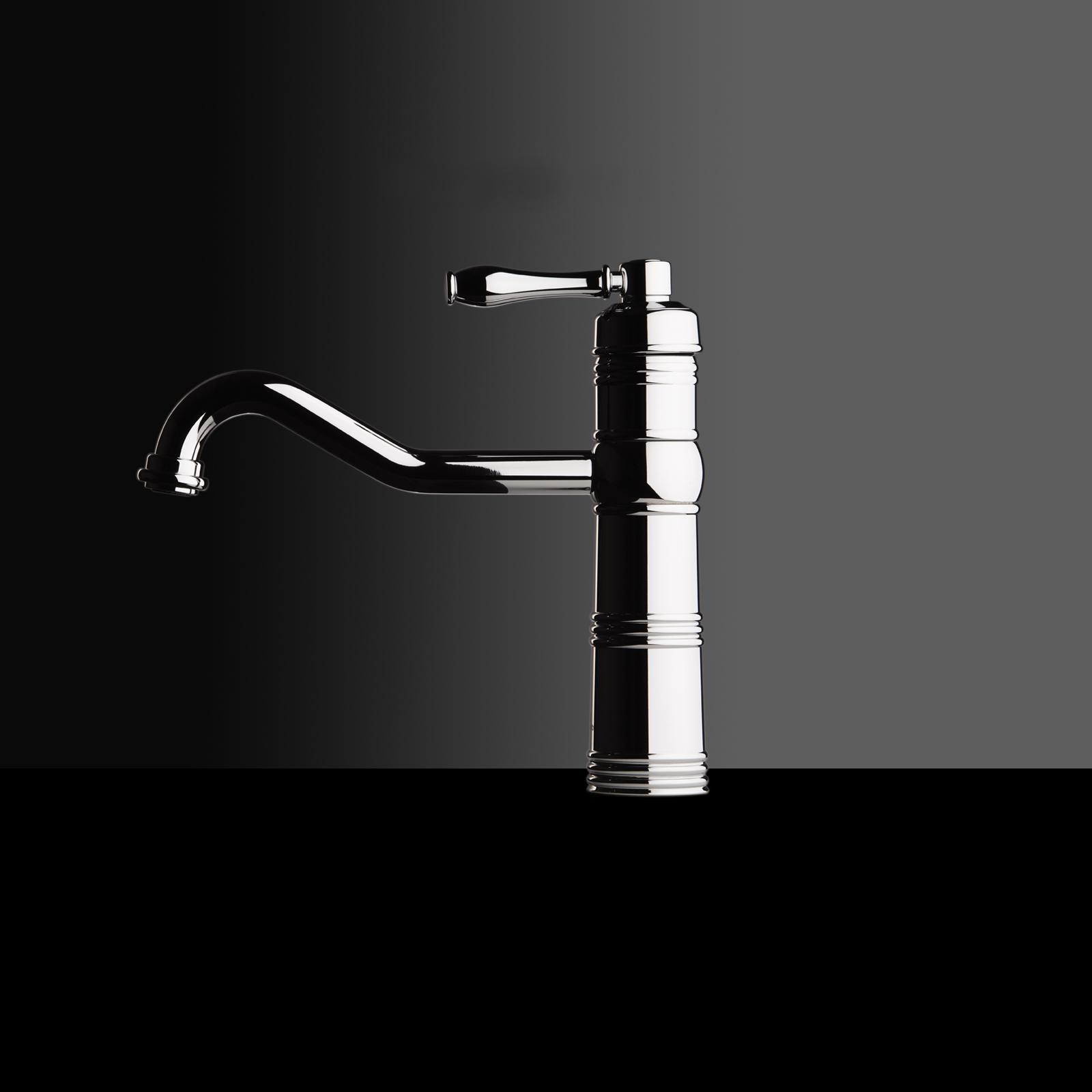 High-quality single lever tap Clémence - Chrome