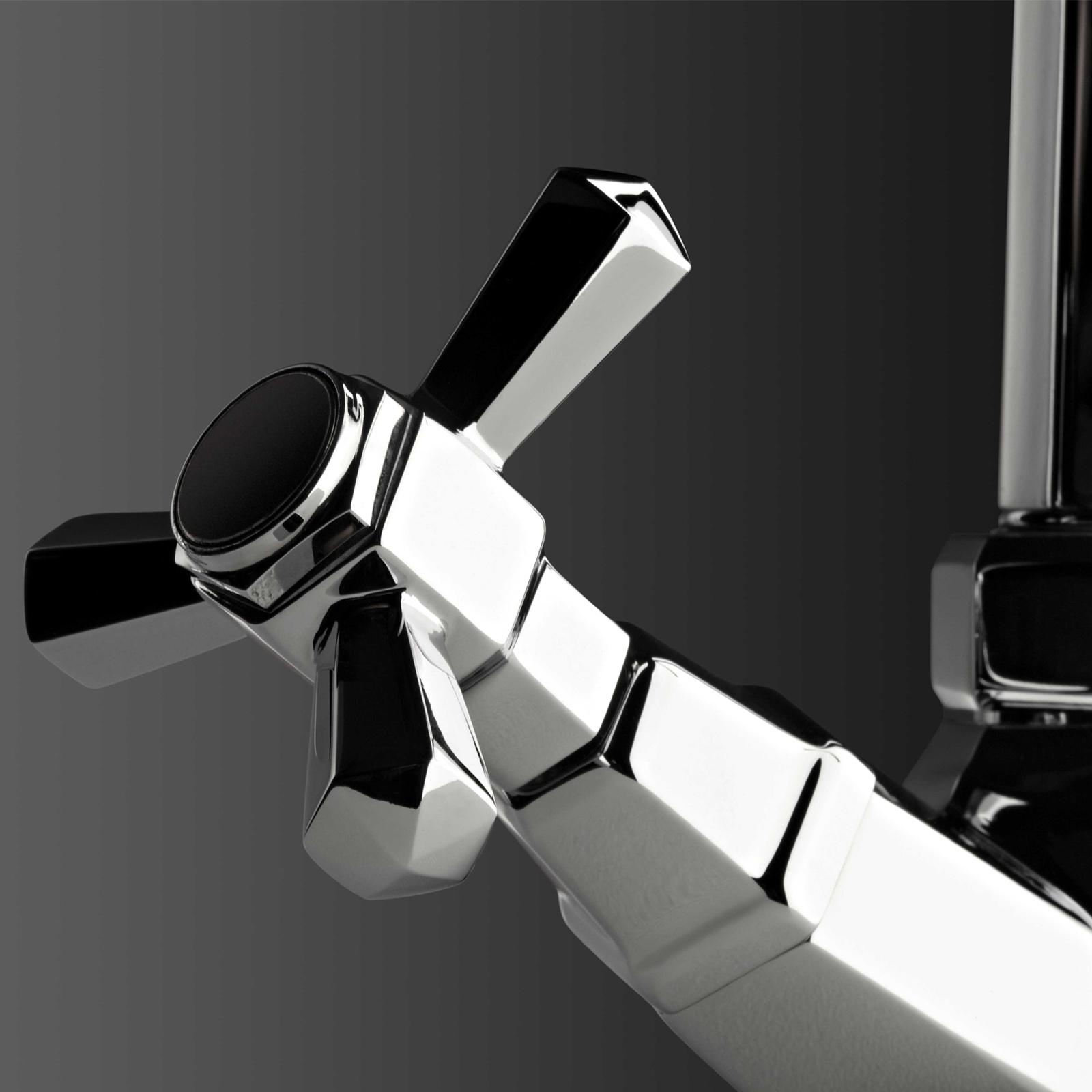 High-quality mixer tap Betty - Chrome - ambience 1