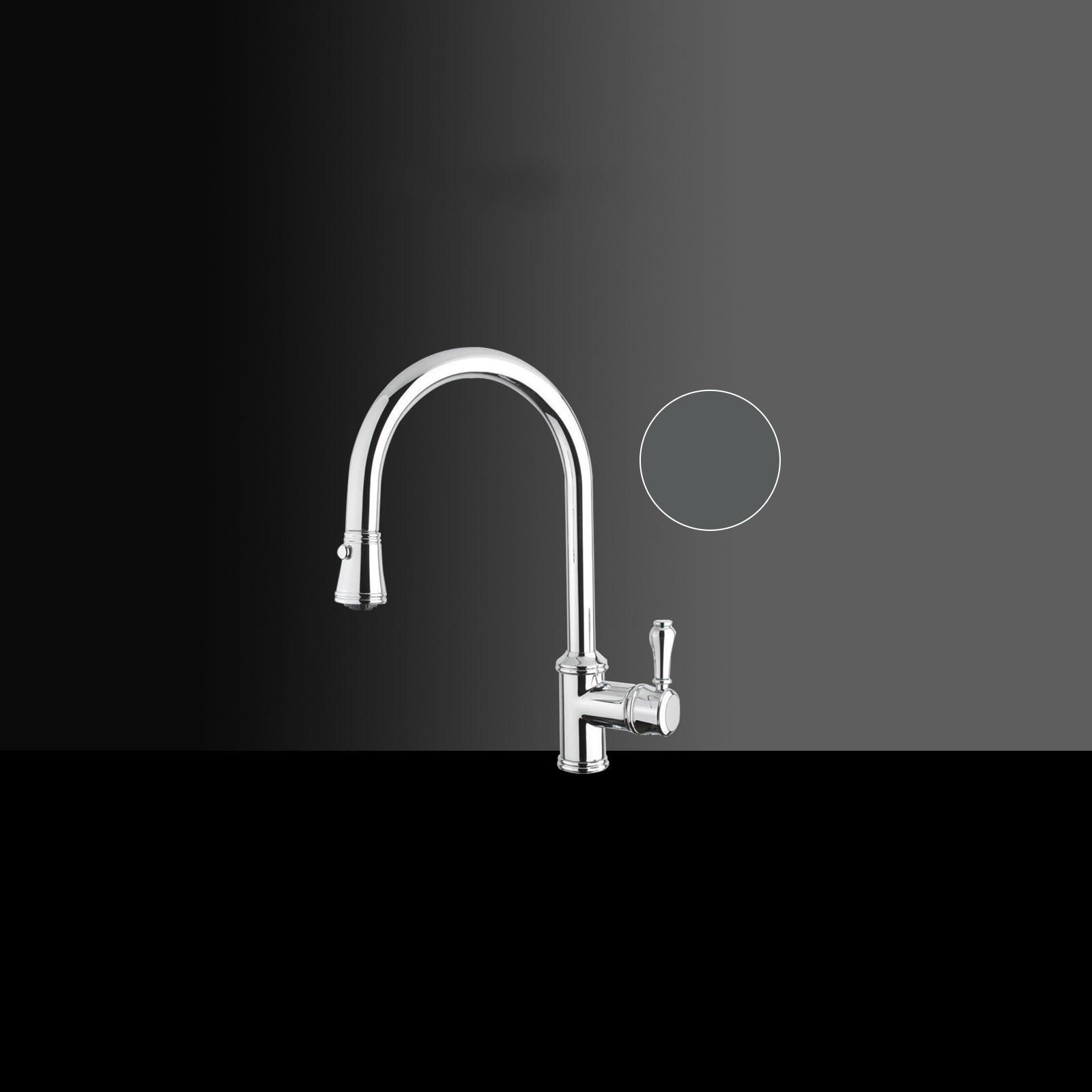 High-quality single lever tap Augustin - gun barrel
