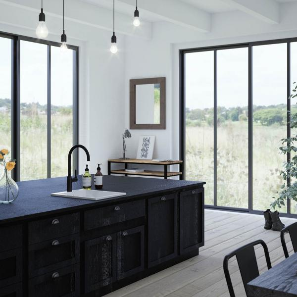High-quality sink Constance white - ambiente