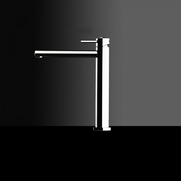 High-quality single lever tap Gustave - Chrome