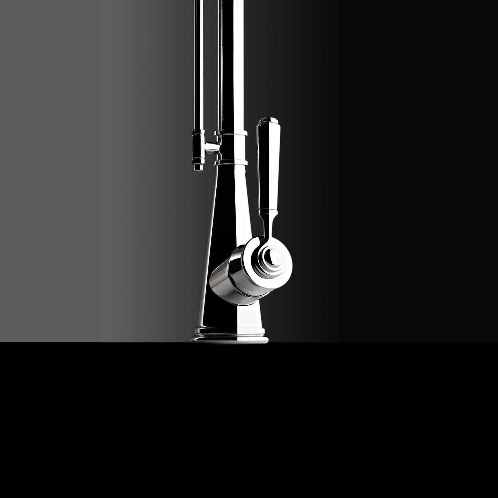 Mitigeur avec douchette haut de gamme Blaise - Chrome - ambiance 2