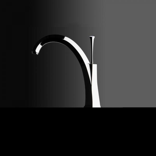 High-quality single lever tap Adèle - Chrome