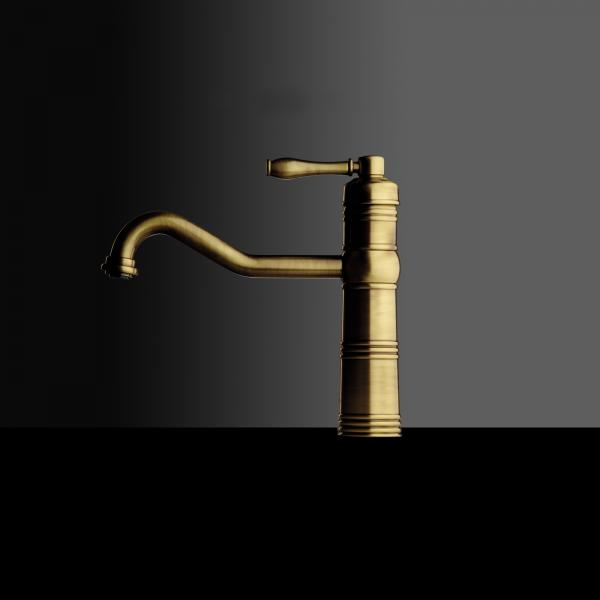 Mitigeur haut de gamme Clémence - Bronze
