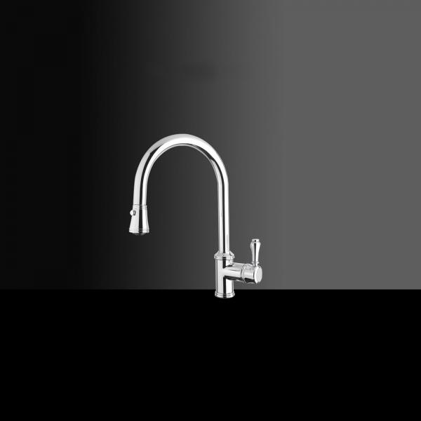 High-quality single lever tap Augustin - Chrome